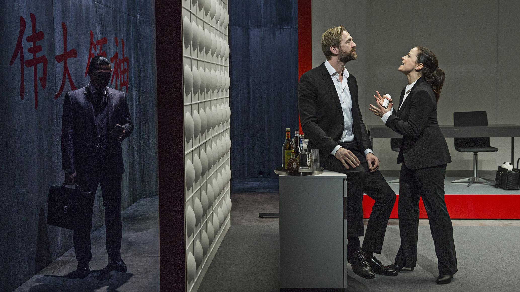 Thomas Chaanhing, Kasper Leisner, Camilla Bendix. Foto: Christian Geisnæs