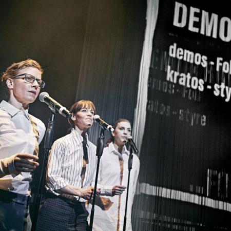 """""""Den retfærdige kriger"""" Teater Grob 2021"""
